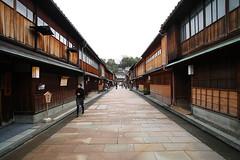 Kanazawa streets