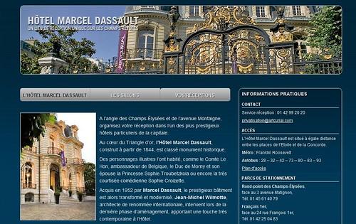 hotel marcel dassault