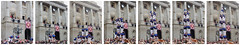 Barcelona - Evolution of a Castell (fb81) Tags: barcelona tower festival spain human tradition custom castell merc