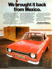 1971 Ford Escort Mexico (UK)