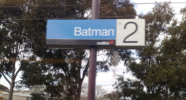 Batman station