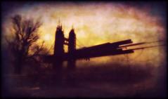 The Broken Bridge (``MeganPrumier) Tags: bridge water dark secondlife endless