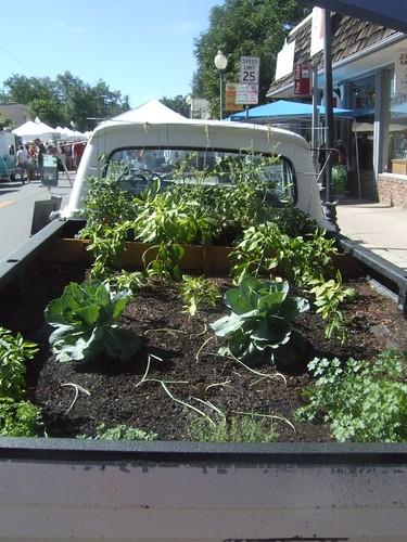 Truckbed Garden