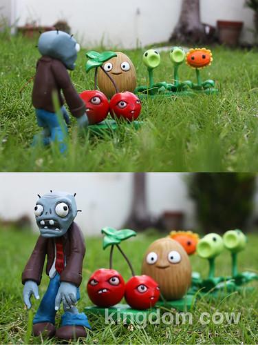 Imajenes de Plantas contra Zombies