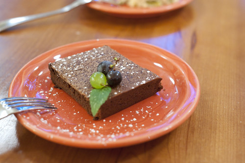 Brownie-Moosewood's Best Selling Dessert