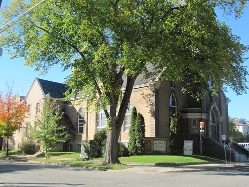 St Olaf Lutheran Church, Minneapolis, MN