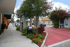 streetscape improvements in Northwood (via Neighborhood Renaissance)