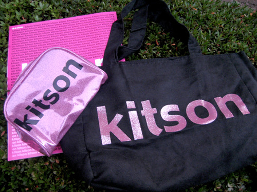kitson 2010 AUTUMN & WINTER COLLECTION MAGAZINE