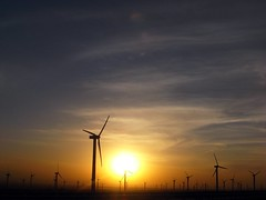 達板城風車
