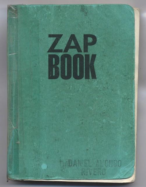 Zap Book Portada