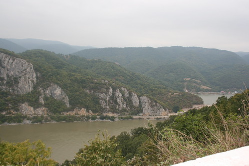 Danube on the Serbia Shore 2010