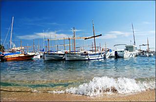 Barcas en LLafranc 1