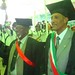 Former Vice President Of Somaliland On The Left Honorable Abdirahman Aw Ali And Chairman Of Kulmiye Party Muse Bihi