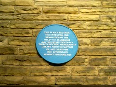 Photo of Blue plaque number 4774