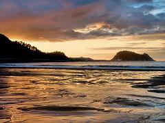 Atardecer (sherca) Tags: sunset españa beach atardecer spain playa euskadi guipuzcoa paísvasco zarautz digitalcameraclub abigfave platinumphoto impressedbeauty sherca