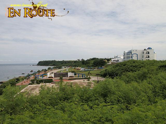 The Thunderbird Poro Point Cliffside
