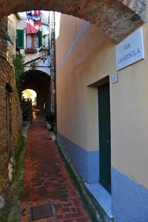 Liguria, Montemarcello (SP)