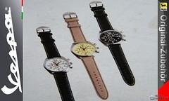 Foto Nr. 1: Vespa Armbanduhr Chrono Zubehr neu (motorradtechnik) Tags: vespa neu chrono zubehr armbanduhr