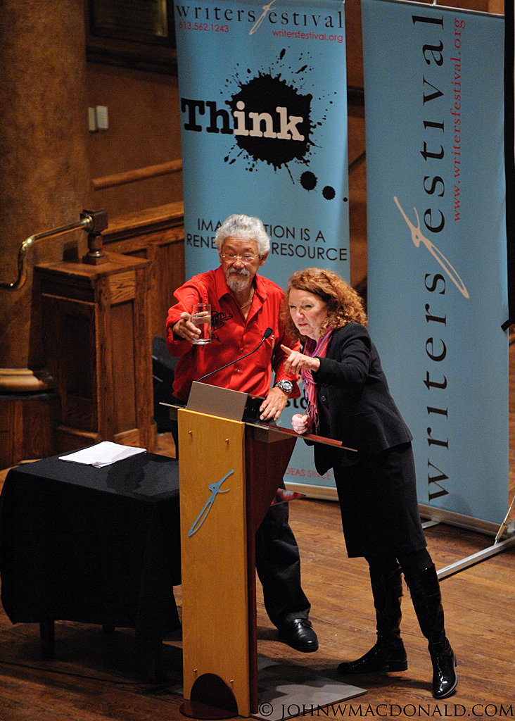 David Suzuki - The Legacy Lecture