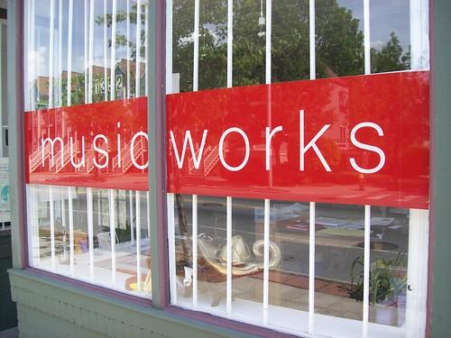 community musicworks