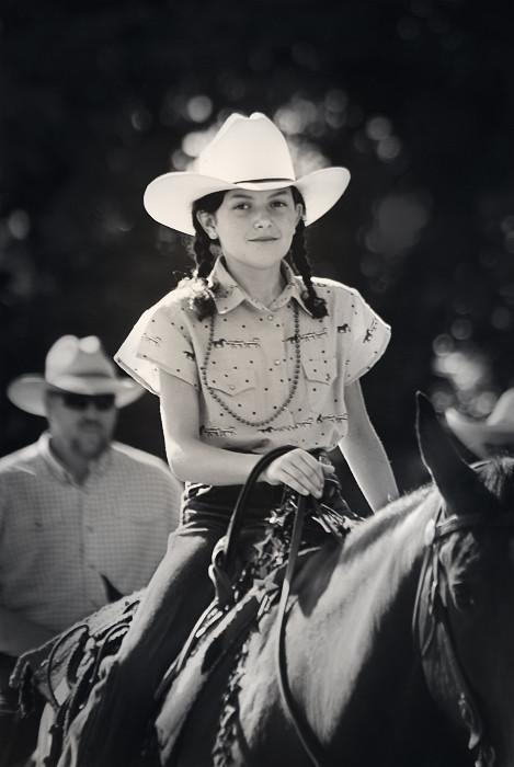 Cowgirl sml