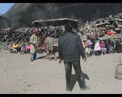 (Video) New Year 5 in Bang smad (Bomei) Village, 2009_clip1