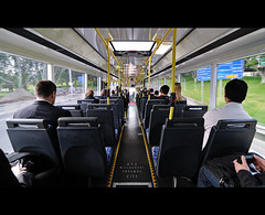 (Evan_Williams) Tags: city people bus nikon transport tokina freeway 28 willoughby 272 d300 1116mm