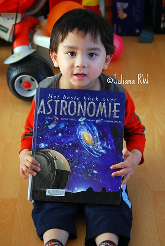 Jason & Astronomy book