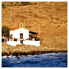 Greek Wedding (Malc ) Tags: wedding greek photo nikon mediterranean photos hellas greece lesvos malc lesbos eresos mytilene herse d90 mitilini  photosof eressos mitilene  nikond90       malcc    malcolmchapman  eikoneselladas  blinkagain malcolmpchapman