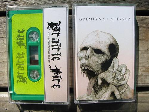Gremlynz/Ajilvsga split - Prairie Fire