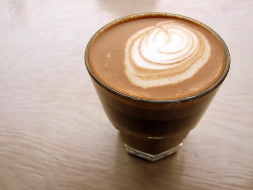 Cafe Latte from Sam James Espresso Bar