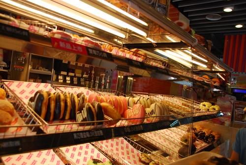 Dunkin Donuts in Taiwan