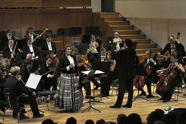 Reinauguración del Auditorio Manuel de Falla