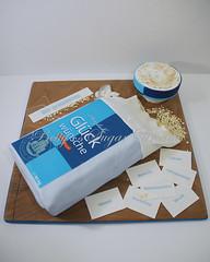 Oatmeal Breakfast Cake (Bettys Sugar Dreams) Tags: breakfast germany 3d box hamburg bowl betty oatmeal package verpackung schssel sculpted fondant sugarpaste haferflocken fotodruck bettyssugardreams bettinaschliephakeburchardt motivitorte