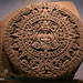 Aztec Calendar stone or Sun stone, National museum of Anthopology, Mexico City