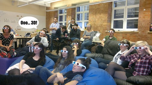 Awesome. @1000heads... in 3D!!