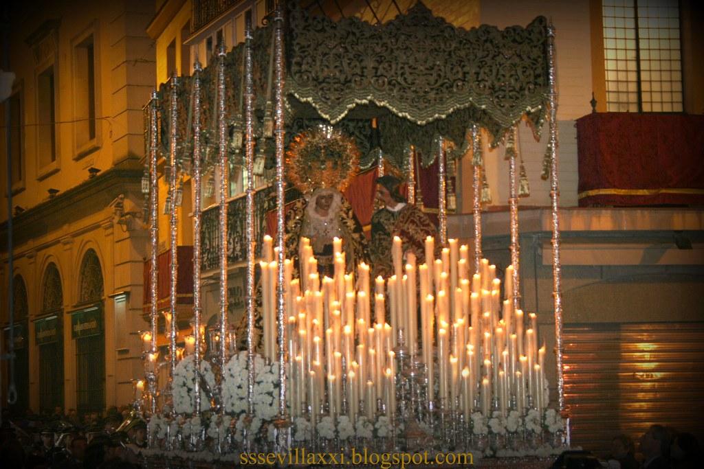 Nuestra Señora de la Amargura, Domingo de Ramos, 2007