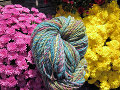 Cotton Candy spun 3