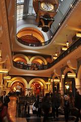 Queen Victoria Building (Gane) Tags: mall shopping sydney nsw posh qvb queenvictoriabuilding