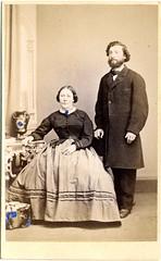 img167a (pheared) Tags: pictures portrait bw white black century portraits vintage found photo picture photographs photograph 19th estatesale auctionfind