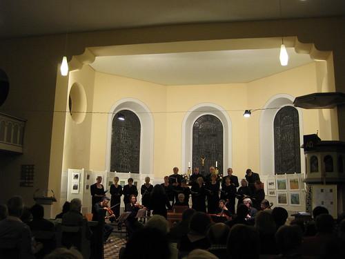 Aufführung in der Kreuzkirche