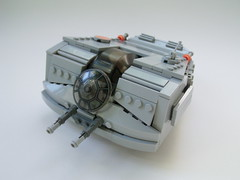 Bongo Starfighter ( bl*c ) Tags: starwars ship lego submarine scifi vehicle smuggler legostarwars bountyhunter starfighter syfi legovehicle legostarfighter