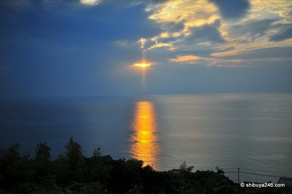 Awajishima Sunset