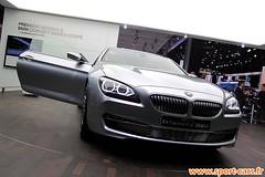 BMW concept 6 mondial automobile 7