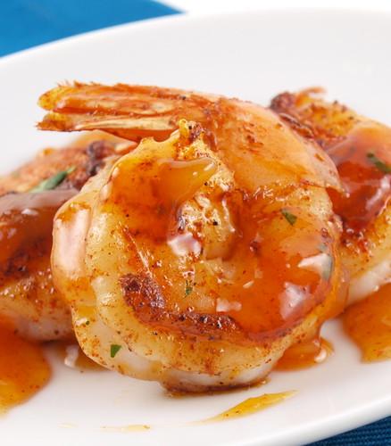 Curry Shrimp Scampi