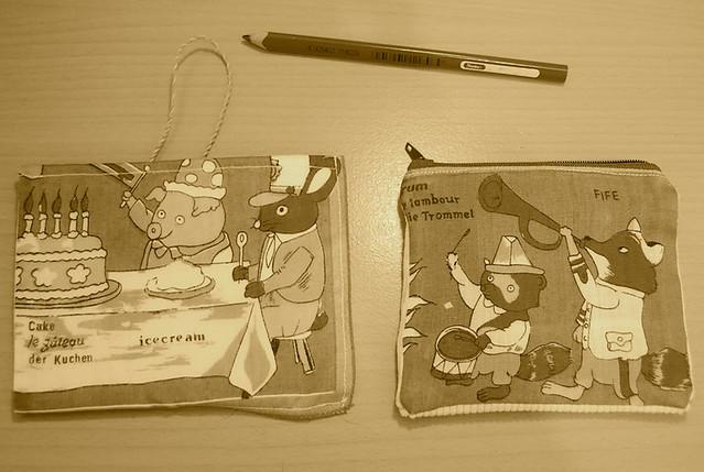 postcard+pouch