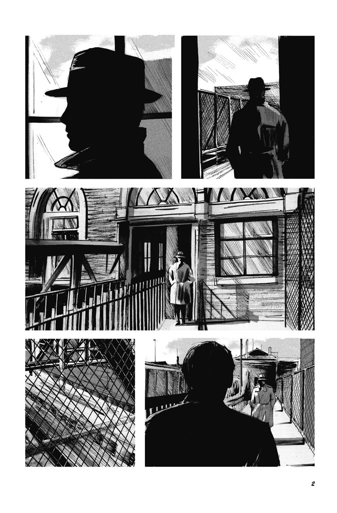 le samouraï  |  pg 02