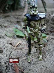 Clone Commander (Bogey Squad)