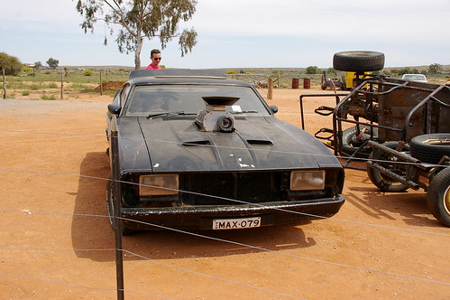The Mad Max car