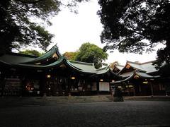 Black shrine
